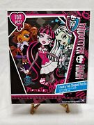 2013 Mattel Monster High Dolls Puzzle Freaky Fab Shaped 100 Pcs 50233 Ghouls