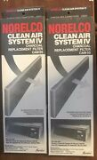 2 Nos Norelco Clean Air System Charcoal Replacement Filter Cam55