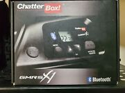 Used - Chatterbox Gmrsx1 Bluetooth, Complete System