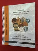 Guide To Errors And Varieties On Canadian Coins, Vol. 1, Christian Houle, 2018