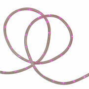 Northlight 288and039 Pink Led Indoor/outdoor Christmas Rope Lights On A Spool