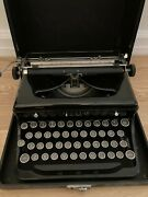 Royal Typewriter Bought Directly Fromgramercy Typewriter Company
