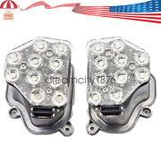 Left And Right Turn Signal Led Headlight Module 63117271901/2 For Bmw 5 F10 F18
