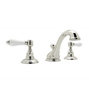 Rohl A1408lppn-2 Lavatory Faucets 1.5 Gallon Per Minute Polished Nickel