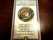 The Barak Obama Presidential Commemorative Coin With Certificate Of Authenticity