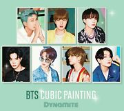 Bts Diy Cubic Painting Official Goods Dynamite