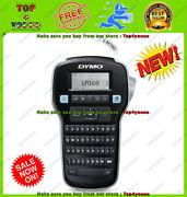 Dymo Label Maker Labelmanager 160 Portable Label Maker Easy-to-use One-touch And