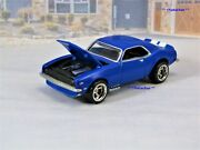 Hot Wheels 1968 68 Chevy Camaro Z/28 Real Rider 1/64 Scale Limited Edition