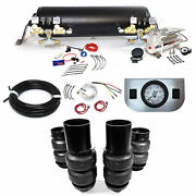 Ez Air Ride Dl61cd Deluxe Air Suspension Kit 1961-1962 Cadillac 2-way System