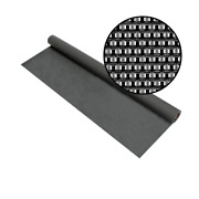 Phifer 36 In. X 25 Ft. Charcoal Super Solar Screen Insect Protection Fabric