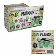 Gin Fling Adult Drinking Game - Over 18's - Christmas Gift