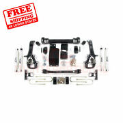 Zone 5 Front And Rear Suspension Lift Kit For Dodge Ram 1500 4wd 2002-2005