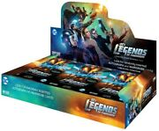 Dc Legends Of Tomorrow Seasons 1 And 2 Trading Card Box [24 Packs]