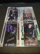 Sandman Theater Four-part Series Dr Death Complete In Plastic Covers 1995.