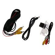 Car Ccd Rear View Camera Rear-view Backup Camera License Plate Light Mount For