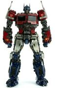 Three In Toys Transformers Bumblebee Dlx Scale Collectible Figure Series Optimus