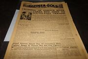 Lot 3 Guinea Gold Newspapers World War 2 Battle For Rome Russians Against Nazi
