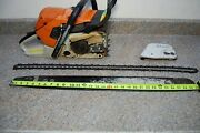 Stihl Ms441 Magnum Chainsaw 30 Bar - Tested - Free Shipping