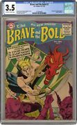 Brave And The Bold 2 Cgc 3.5 1955 2128798002