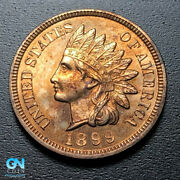 1899 Proof Indian Head Cent Penny -- Make Us An Offer G9477