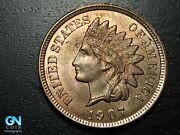 1907 Indian Head Cent Penny -- Make Us An Offer K2006