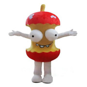 Apple Mascot Costume Cosplay Party Game Dress Suit Advertising Carnival Outfits