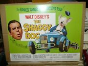 The Shaggy Dog, Re1967 Glossy Disney Tc Fred Macmurray, Jean Hagen, Annette