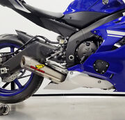Titanium Works 7 Full Exhaust Graves Exy-18r6-fttw7 For Yamaha R6