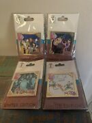 Disney Dec Mulan Movie Characters Cluster Set Of 4 Pins Le250 New Ready