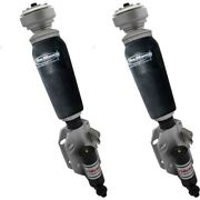 Ridetech 11502411 Monotube Front Struts For 2010-up Chevy Camaro
