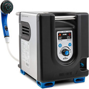 Hike Crew Portable Propane Water Heater Shower Pump W/built-in Battery | Compa