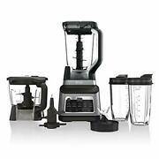 Ninja Bn801 Professional Plus Kitchen System With Auto-iq, And 64