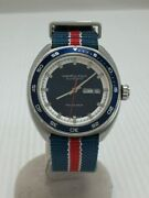 Hamilton American Classic Pan Europ Day Date Auto/h354050/automatic Watch/analog