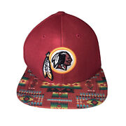 Washington Redskins Vintage Nfl Collections Mitchell And Ness Adjustable Hat