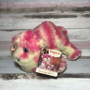 Bagpuss Cat Non Yawning Sound Soft Toy 13 1999 By Golden Bear | Original Tags