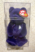 1997 Ty Beanie Baby Princess Diana The Bear, 4300 Rare And Retired Mint Cond.