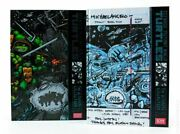 Teenage Mutant Ninja Turtles Hc The Ultimate Collection Red Label 2-1st Nm 2013
