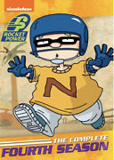 Rocket Power The Complete Fourth Season Dvd New Sealed Rare