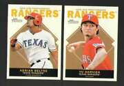 2013 Topps Heritage New Age Performers - Texas Rangers Team Set