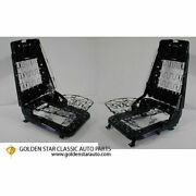 Golden Star Sb01-67p Bucket Seat Assembly With Springs