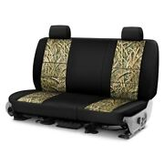 For Ford F-150 02-03 Seat Covers Mossy Oak Camo 1st Row Shadow Grass Blades