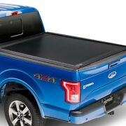 For Ford F-150 09-14 Powertraxone Mx Hard Automatic Retractable Tonneau Cover