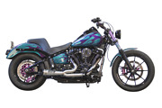 Two Brothers Racing 005-5120199-p - 18 19 20 21 Softail Shorty Turnout Polished