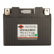 Shorai Lithium-iron Battery Lfx14a2-bs12 For Motorcycle