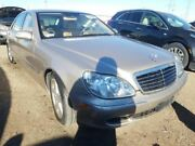 Automatic Transmission 220 Type S430 Rwd Fits 01-06 Mercedes S-class 1022285