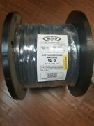 Allied Wire And Cable 1199-16-19-0 Silver Plated Copper 16 Gauge Appliance Wire