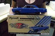 1967 Plymouth Belvedere Nice Car Exclusive 118 Acme 1806704nc Hurst Blue Race