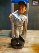 Forever Collectibles Legends Of The Park Babe Ruth Bobblehead