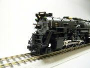 Lionel American Flyer Cando Legacy 2-8-4 Steam Engine 2697 S Gauge 6-44125 New