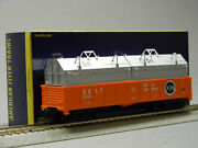 Lionel American Flyer Bandle Gondola W/ Coil Cover 32064 S Gauge 1919062 New